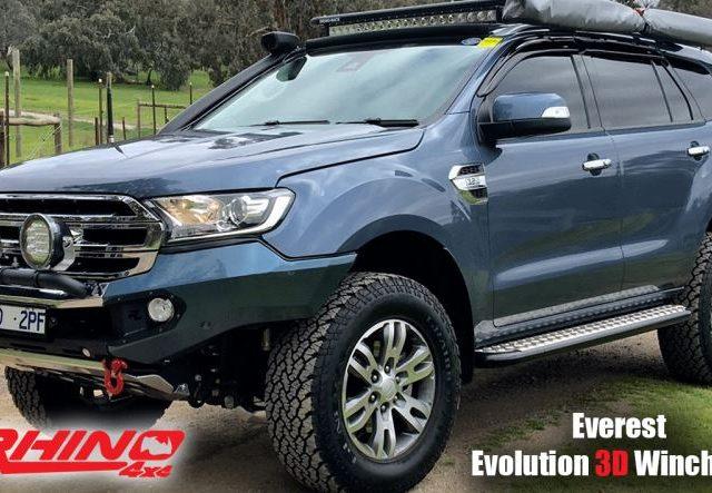 Ford Everest 2